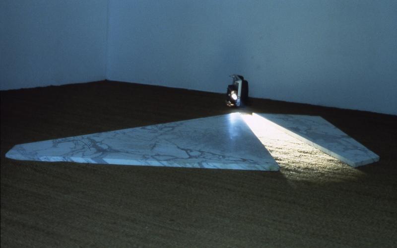 Ange Leccia, Arrangement, 1984