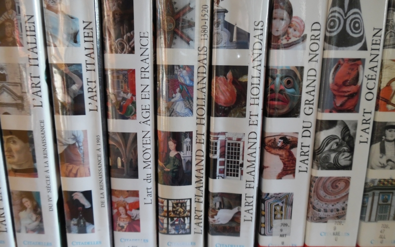 Les classiques et les livres de référence en histoire de l'art