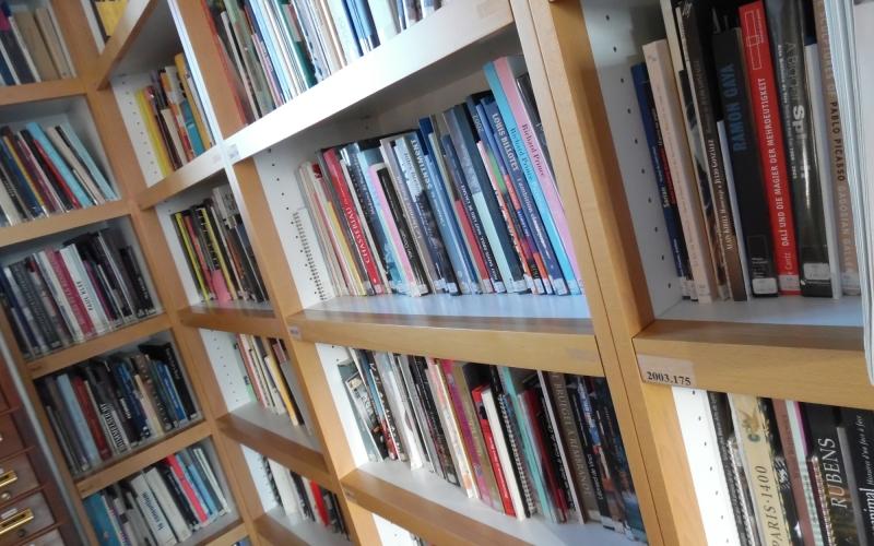 Un accès direct aux documents en salle de lecture