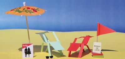 Illustration pour l'été dans vos médiathèques